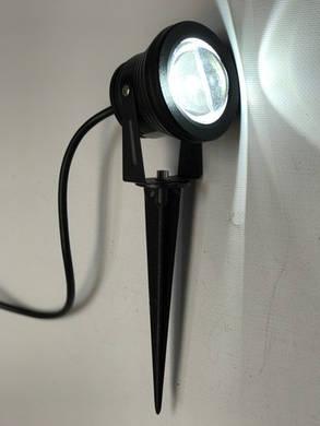 Светодиодный грунтовой линзованный светильник LM 17 10W 6500K  IP65 Код.58912, фото 2