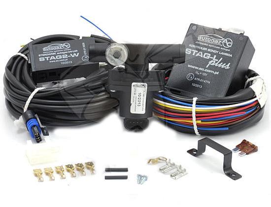 Электроника 2-го поколения AC STAG 2L plus