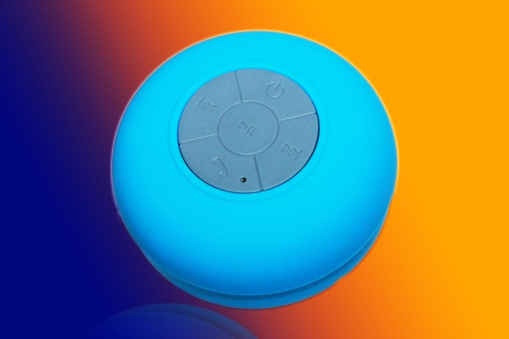 Водонепроницаемая Bluetooth BTS 06 колонка Bath Beats