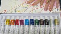 Van Pure Набор акриловых красок для рисования, 12 шт