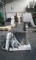 Мукопросеиватель И8-ЦПМ из нержавеющей стали с пневмоподьемником