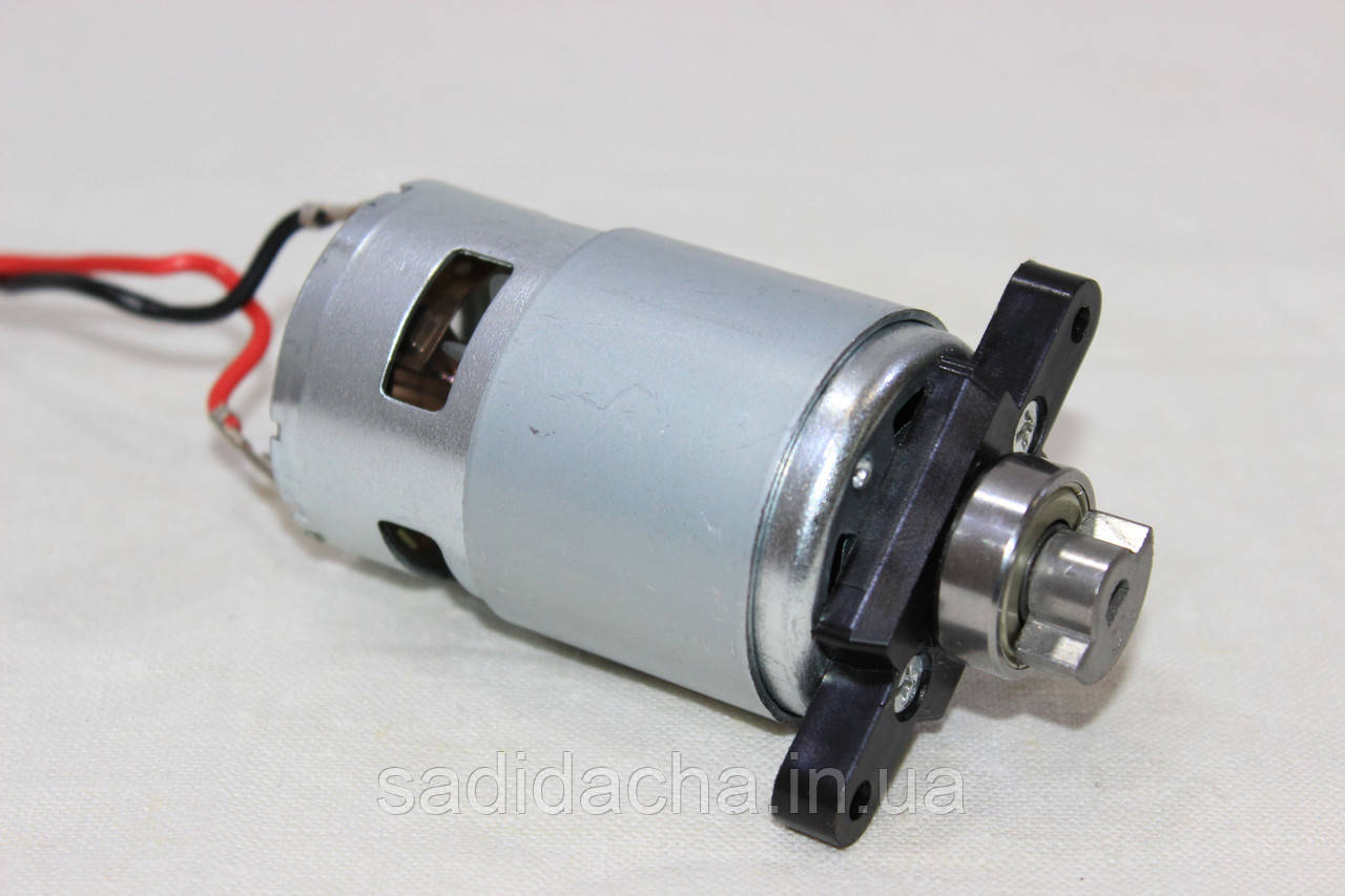 Електромотор для насоса 12в 60вт