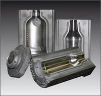 Формокомплекты для стеклоформующих машин для стекольной промышленности