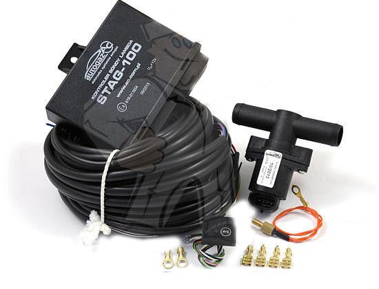 Электроника 2-го поколения AC Stag 100