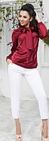 Женская блуза шелк армани. Разные цвета.