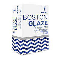 Глазурь для композитов BOSTON GLAZE 3мл