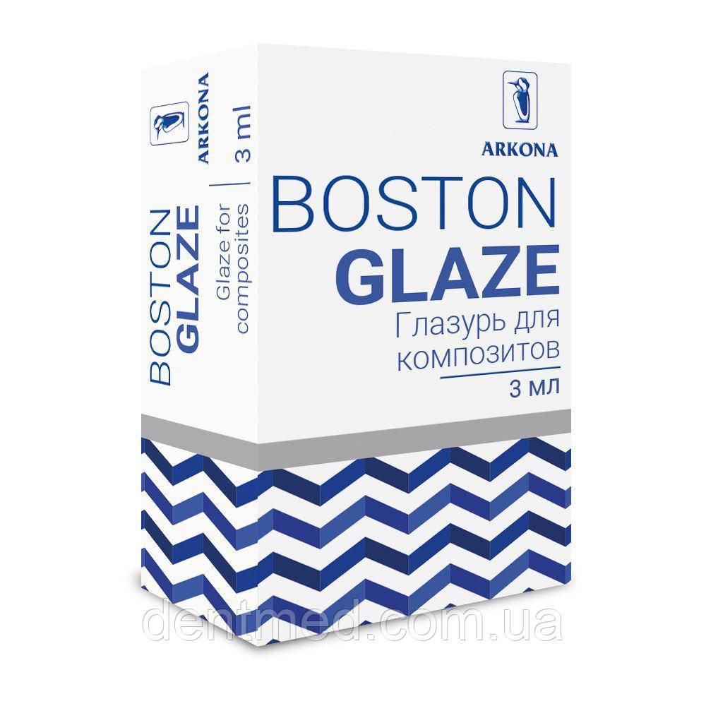 Глазурь для композитов BOSTON GLAZE 3мл NaviStom