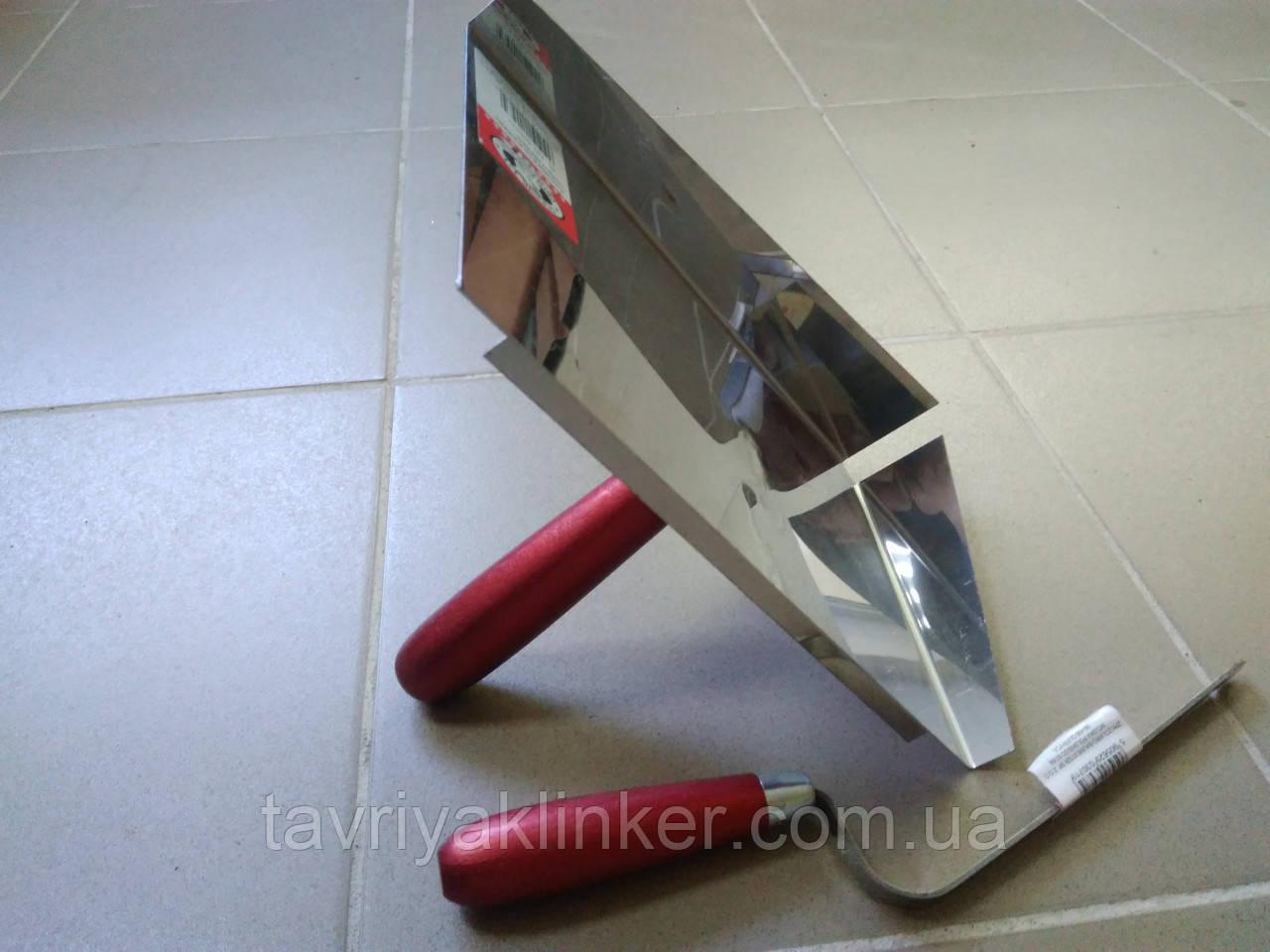Кельма для расшивки швов 8, 10, 12 мм с платформой (комплект)