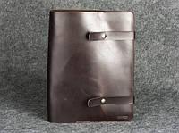 Кожаная папка скоросшиватель для документов