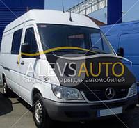 Чехол капота для Mercedes Sprinter CDI 2000-2006