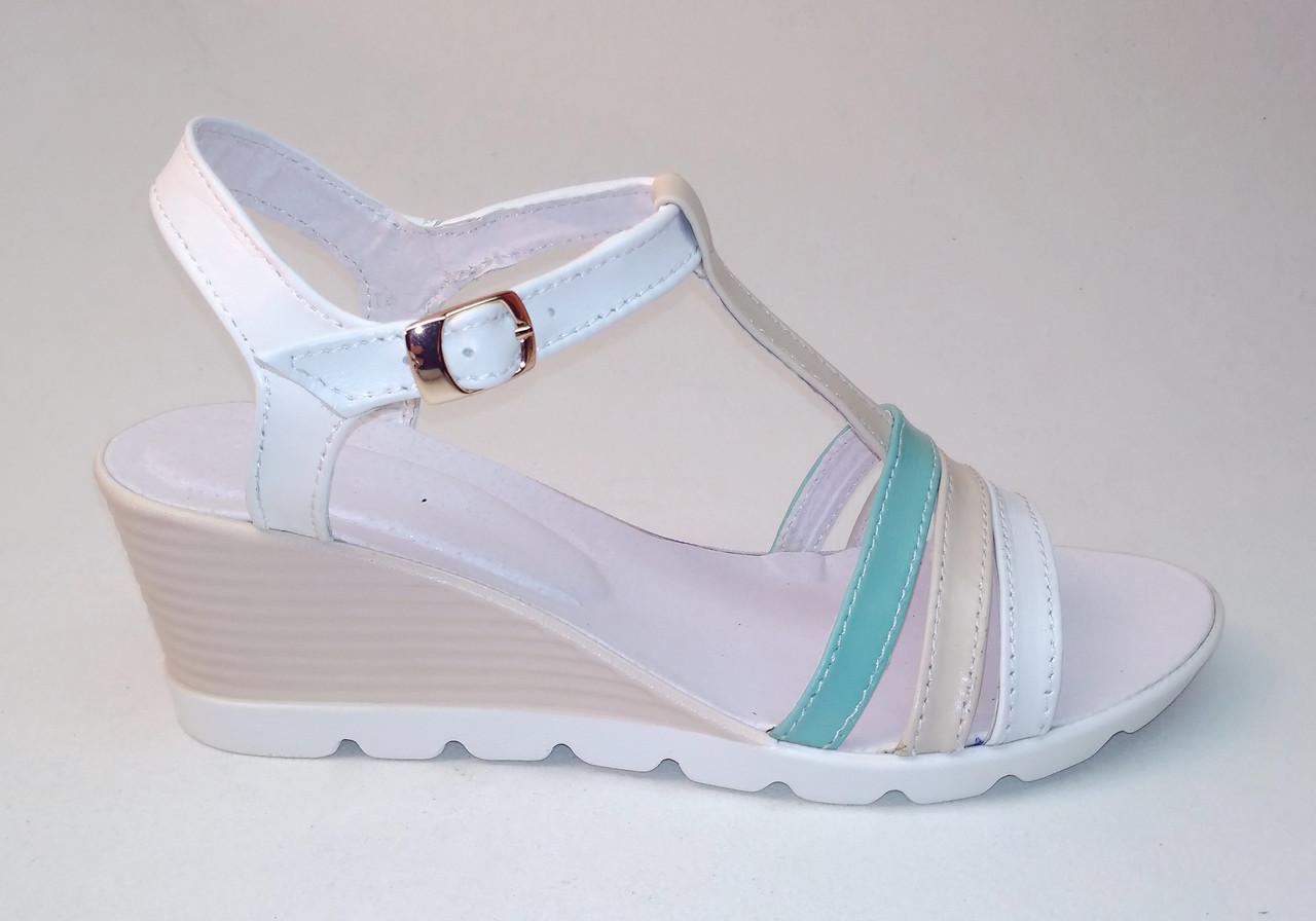 Кожаные босоножки, фабричная обувь, цена 543 грн., купить в Днепре ... 110b7020e15