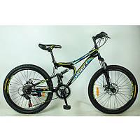 Велосипед Profi G24 Damper S24.1 24 дюйма