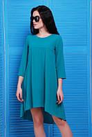Платье Viva изумрудный