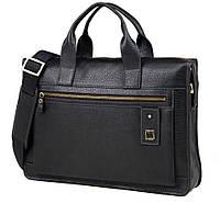 Мужская сумка Tifenis TF69970-3A черная, фото 1