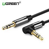 Ugreen 3.5мм аудио AUX-кабель с металлическим корпусом