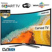 Телевизор Samsung UE49K6300 (PQI 800Гц, Full HD, Smart, Wi-Fi, изогнутый экран), фото 2