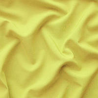 Ткань софт - цвет светло-желтый