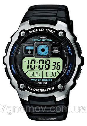 Часы наручные мужские CASIO Sport Digital арт. AE-2000W-1AVEF, фото 2