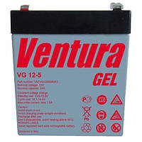Аккумуляторная батарея Ventura VG 12-5 Gel (12V, 5 Ah)
