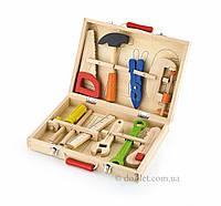 Игровой набор инструментов 10 шт. Viga Toys 50387