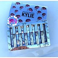 Kylie Holiday Edition Набор из 6 матовых жидких губных помад