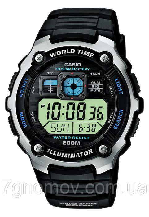 Часы наручные мужские CASIO Sport Digital арт. AE-2000W-1AVEF