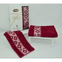 Распродажа махровых наборов полотенец Pupilla