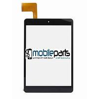 "Сенсор (Тачскрин) для планшета 7,85"" Explay SM2 3G(тип 1) | Trend 3G(тип 1)(197*132 мм, 45 pin) (Черный)"