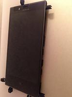 Оригинальный дисплей (модуль) + тачскрин (сенсор) с рамкой для Nokia Lumia 720