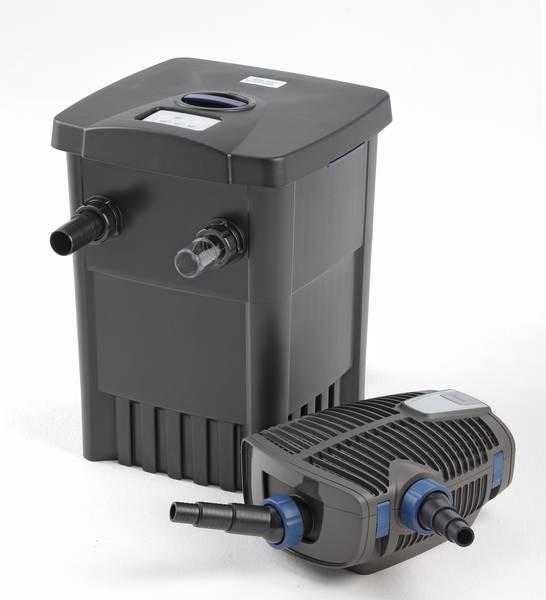 Комплект для фільтрації FiltoMatic CWS 3000 (УФ 11W, Aquamax ECO 4000)