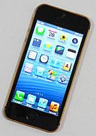 Мобильный телефон  IPhone 5 (Java) остались только голд