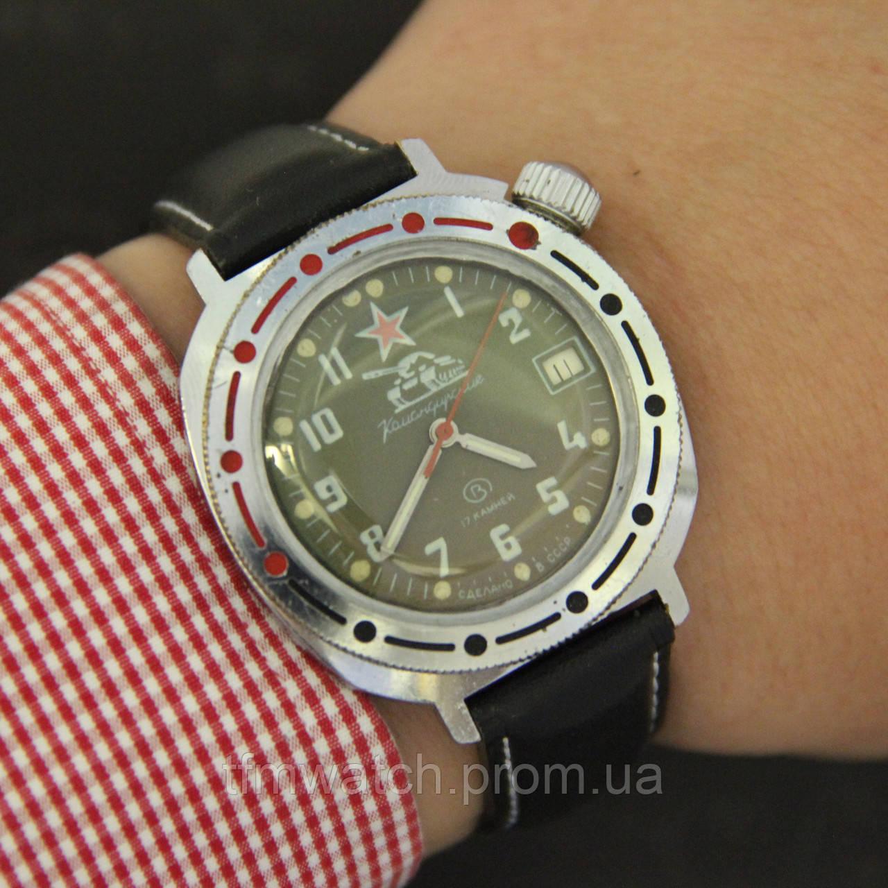 89463fad Командирские Часы Фото Ссср