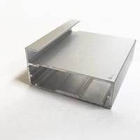 Алюминиевый профиль — рамочный Р33 размером 44х21,8