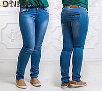 """Женские джинсы """"классические"""" с заниженной талией"""