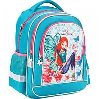 Рюкзак школьный для девочки Kite Winx fairy couture 509