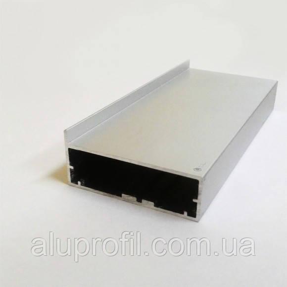 Алюминиевый профиль — рамочный Р34 размером 44х18,2