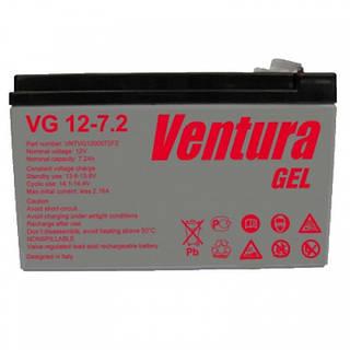 Аккумуляторная батарея Ventura VG 12-7,2 Gel (12V, 7,2 Ah)