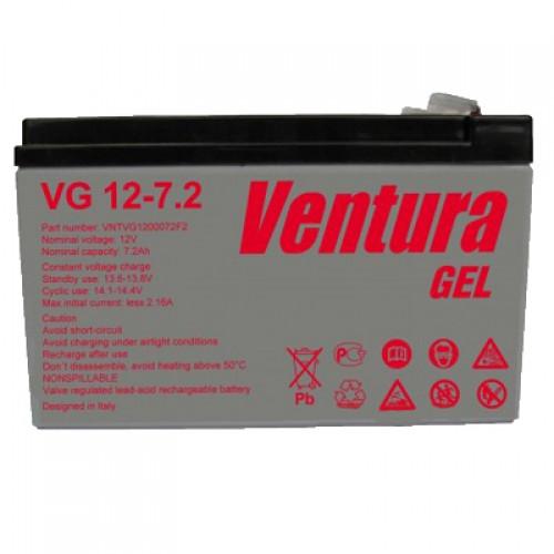 Аккумуляторная батарея Ventura VG 12-7,2 Gel
