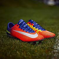 Бутсы Nike MERCURIAL VAPOR FG 831958-408 Найк Меркуриал 45 (29 см)