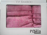 Распродажа бамбуковых полотенец Pupilla