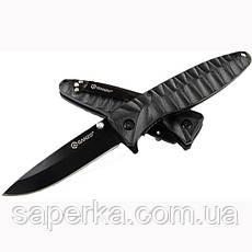 Нож складной Ganzo G620b-1, черный клинок, фото 3