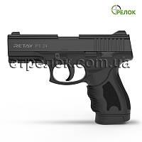 Пистолет стартовый Retay PT24 Black