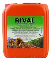 «Ривал». 5 л. Органическое удобрение. Регулятор роста растений контактно-системного действия.