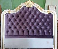 Каретная стяжка на мебели и обивка стеновых панелей