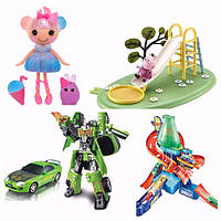 Популярные игрушки в интерент- магазинах Украины.