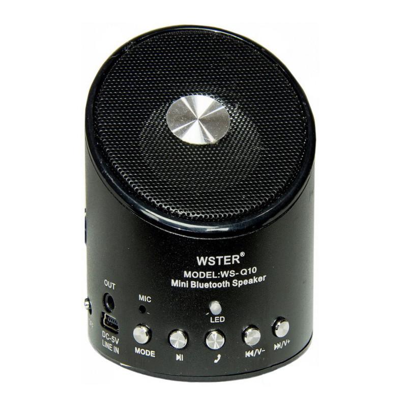 Портативная колонка Bluetooth WS-Q10