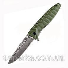 Нож складной Ganzo G620-b2, (травление), фото 2