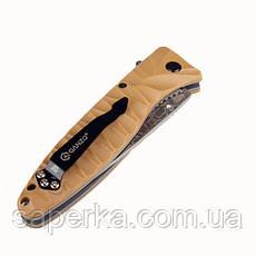 Нож складной Ganzo G620-b2, (травление), фото 3