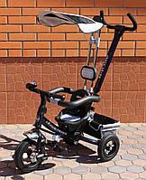 """Трехколесный детский велосипед Lexus Trike """"Super Trike"""", надувные колеса на подшипниках."""
