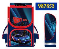 Ранец ортопедический Smile Спортивные Тачки 987853